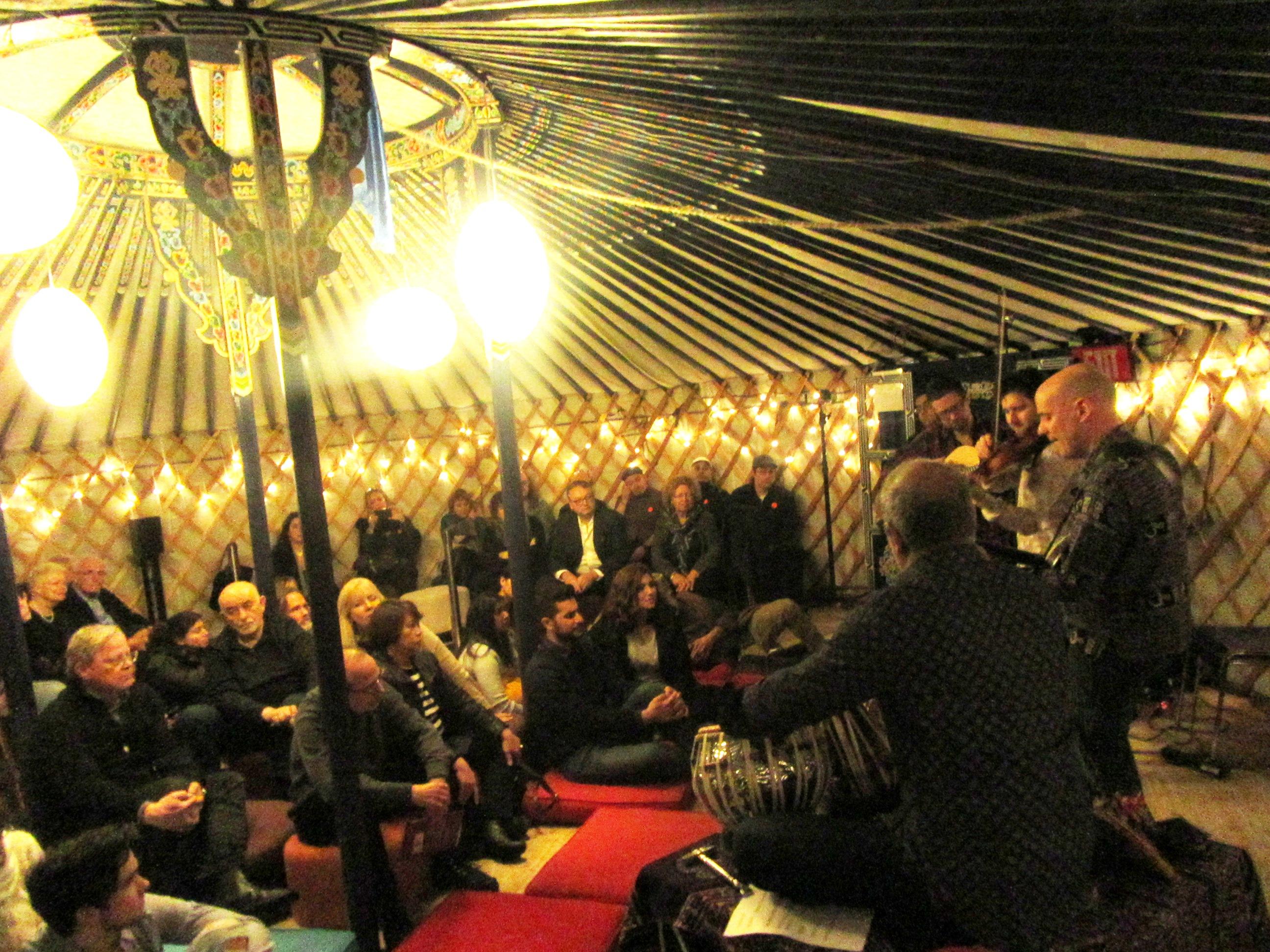 So Long Seven in Yurt