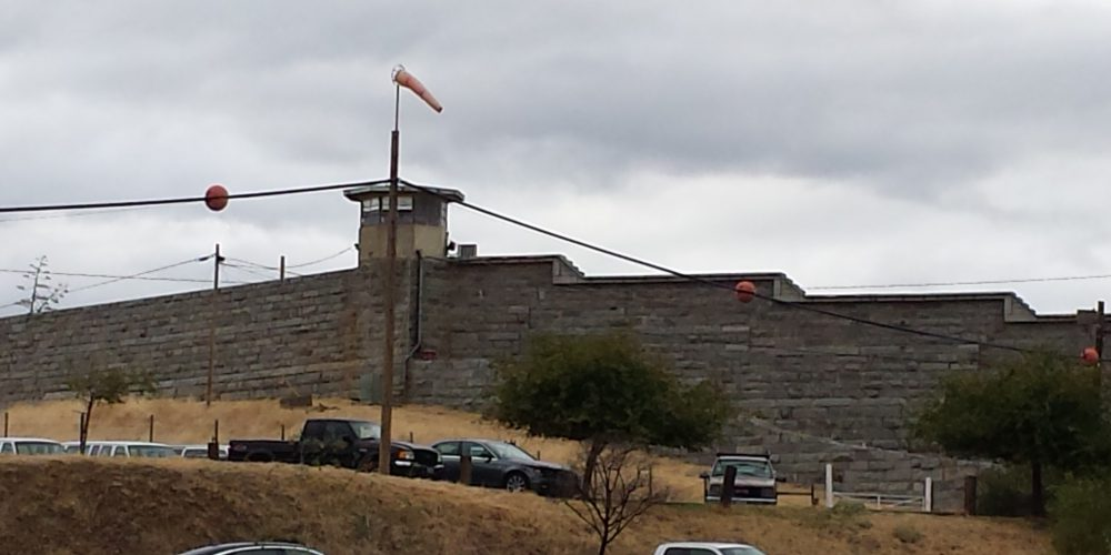 Old Folsom Prison photo