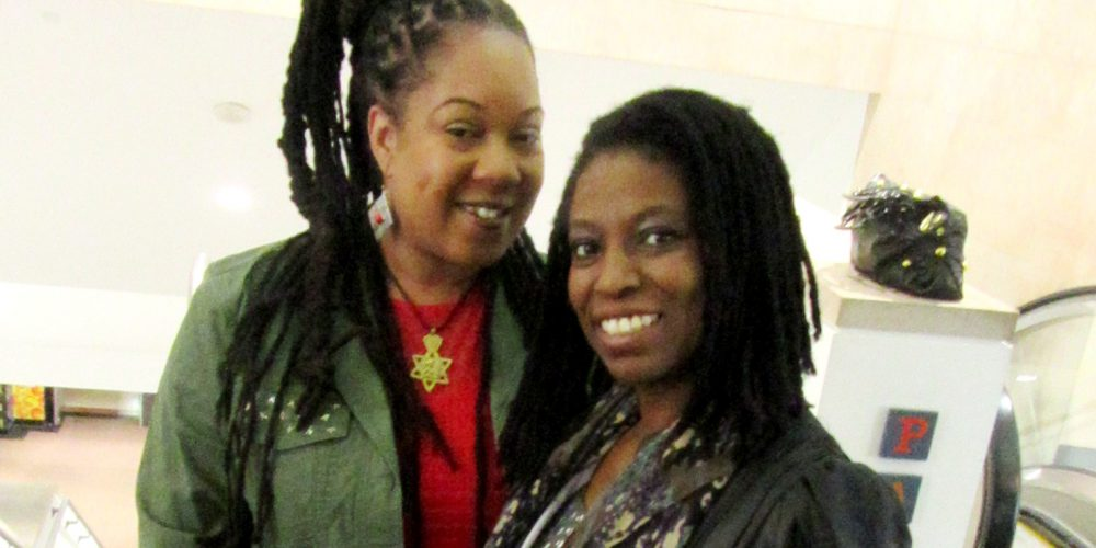 Tasha T and Lady Sharon photo