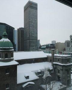 FAI 2019 - Snowy Montreal - Photo Credit - Trish Bolechowsky