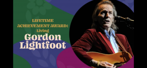 Gordon Lightfoot - Lifetime Achievement Award
