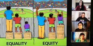 Indigenous Panel - Equality - Equity