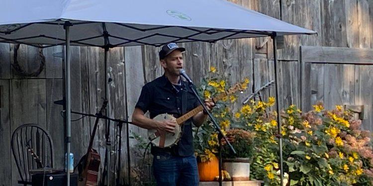 Scott Cook - Banjo